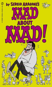 Cover Thumbnail for Mad About Mad (New American Library, 1970 series) #P4304