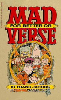 Cover Thumbnail for Mad for Better or Verse (New American Library, 1968 series) #P3657
