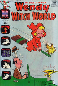 Cover Thumbnail for Wendy Witch World (Harvey, 1961 series) #25