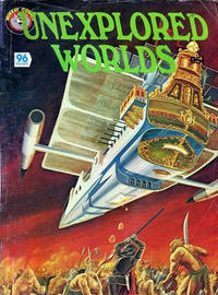 Cover Thumbnail for Unexplored Worlds (K. G. Murray, 1982 ? series) #[nn]