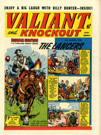Cover Thumbnail for Valiant and Knockout (IPC, 1963 series) #9 March 1963