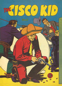 Cover Thumbnail for The Cisco Kid (Atlas, 1955 ? series) #1