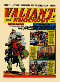 Cover Thumbnail for Valiant and Knockout (IPC, 1963 series) #16 March 1963