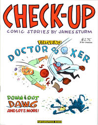 Cover Thumbnail for Check-Up (Fantagraphics, 1991 series) #1