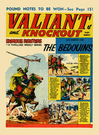 Cover Thumbnail for Valiant and Knockout (IPC, 1963 series) #23 March 1963