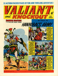 Cover Thumbnail for Valiant and Knockout (IPC, 1963 series) #30 March 1963