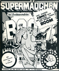 Cover Thumbnail for Supermädchen (Zweitausendeins, 1975 series)