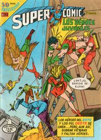 Cover Thumbnail for Supercomic (Editorial Novaro, 1967 series) #195