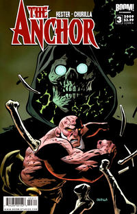 Cover Thumbnail for The Anchor (Boom! Studios, 2009 series) #3 [Cover A]