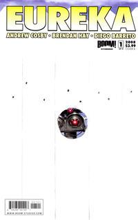 Cover Thumbnail for Eureka (Boom! Studios, 2008 series) #1 [Cover B]