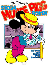 Cover Thumbnail for Stora Musse Pigg boken (Richters Förlag AB, 1988 series)
