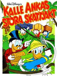 Cover Thumbnail for Kalle Ankas stora skattjakt (Richters Förlag AB, 1990 series)