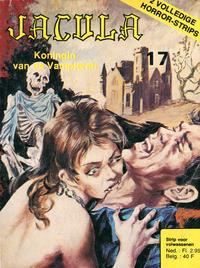 Cover Thumbnail for Jacula (De Vrijbuiter; De Schorpioen, 1973 series) #17