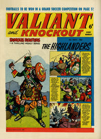 Cover Thumbnail for Valiant and Knockout (IPC, 1963 series) #4 May 1963