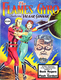 Cover Thumbnail for The Flames of Gyro (Fantagraphics, 1979 series)
