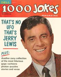 Cover Thumbnail for 1000 Jokes (Dell, 1939 series) #123