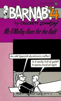 Cover Thumbnail for Barnaby (Ballantine Books, 1985 series) #4 - Mr. O'Malley Goes For the Gold