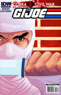 Cover Thumbnail for G.I. Joe (IDW, 2011 series) #3 [Cover A]
