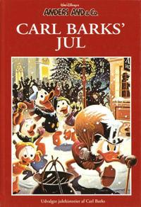 Cover Thumbnail for Carl Barks' jul (Egmont, 2002 series)