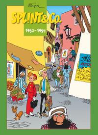 Cover Thumbnail for Splint & Co. (Egmont, 2008 series) #4