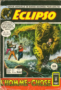 Cover Thumbnail for Eclipso (Arédit-Artima, 1968 series) #42