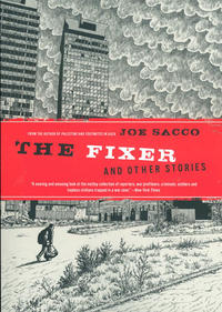 Cover Thumbnail for The Fixer and Other Stories (Drawn & Quarterly, 2009 series)