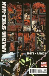 Cover Thumbnail for The Amazing Spider-Man (Marvel, 1999 series) #650 [2nd Printing variant]
