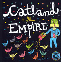 Cover Thumbnail for Catland Empire (Drawn & Quarterly, 2010 series)