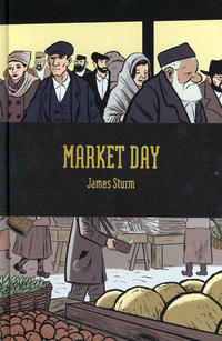 Cover Thumbnail for Market Day (Drawn & Quarterly, 2010 series) #[nn]