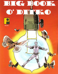 Cover Thumbnail for Big Book O' Ditko (Pure Imagination, 2010 series)