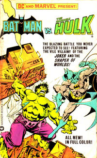 Cover Thumbnail for Batman vs. The Incredible Hulk (Warner Books, 1982 series) #30-244