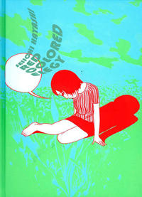 Cover Thumbnail for Red Colored Elegy (Drawn & Quarterly, 2008 series)