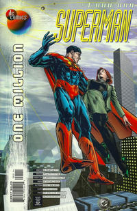 Cover Thumbnail for Superman (DC, 1987 series) #1,000,000 [Direct Sales]