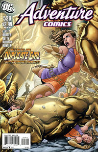 Cover Thumbnail for Adventure Comics (DC, 2009 series) #528