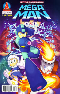 Cover Thumbnail for Mega Man (Archie, 2011 series) #3