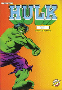 Cover Thumbnail for Hulk (Arédit-Artima, 1983 series) #2