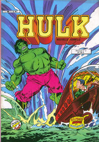 Cover Thumbnail for Hulk (Arédit-Artima, 1983 series) #3