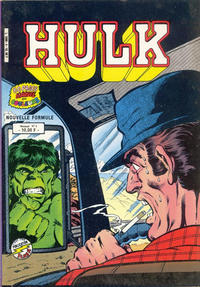 Cover Thumbnail for Hulk (Arédit-Artima, 1983 series) #4