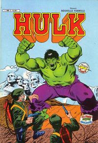 Cover Thumbnail for Hulk (Arédit-Artima, 1983 series) #5