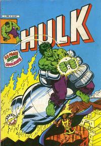 Cover Thumbnail for Hulk (Arédit-Artima, 1983 series) #8