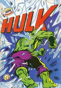 Cover Thumbnail for Hulk (Arédit-Artima, 1983 series) #10