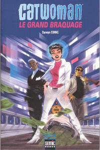 Cover Thumbnail for Catwoman Le grand braquage (Semic S.A., 2003 series)