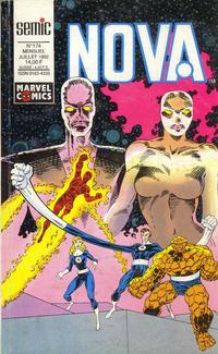 Cover Thumbnail for Nova (Semic S.A., 1989 series) #174