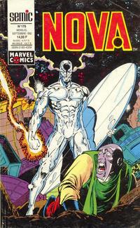 Cover Thumbnail for Nova (Semic S.A., 1989 series) #176