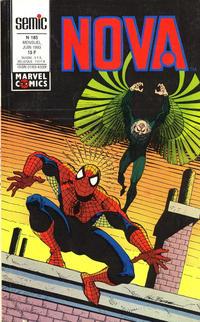 Cover Thumbnail for Nova (Semic S.A., 1989 series) #185