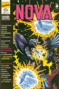 Cover Thumbnail for Nova (Semic S.A., 1989 series) #221