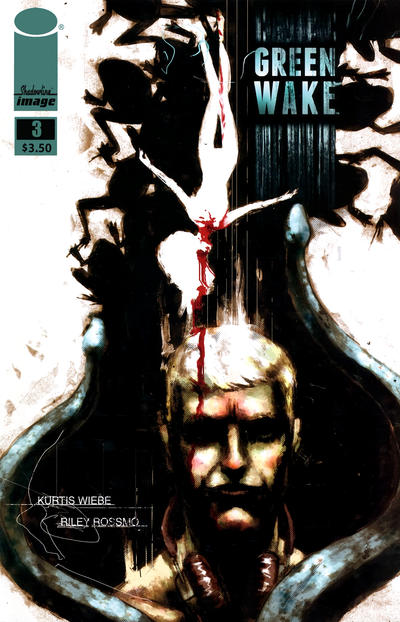 Cover for Green Wake (Image, 2011 series) #3