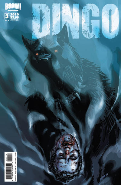 Cover for Dingo (Boom! Studios, 2009 series) #3