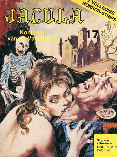 Cover for Jacula (De Vrijbuiter; De Schorpioen, 1973 series) #17