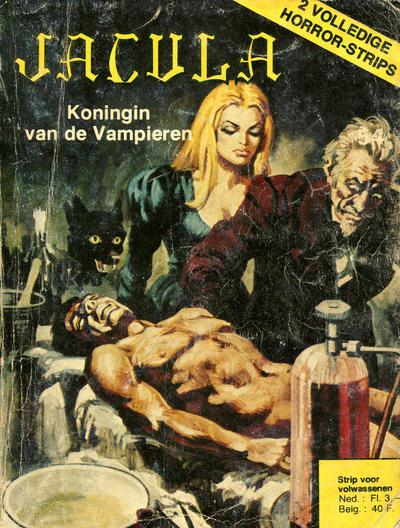 Cover for Jacula (De Vrijbuiter; De Schorpioen, 1973 series) #54